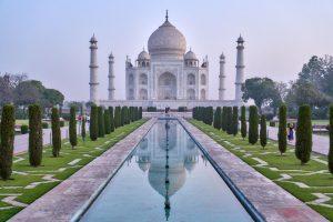 Sådan slipper du for de andre turister i Indien