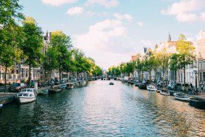 Fra Anne Franks hus til idylliske vindmøller