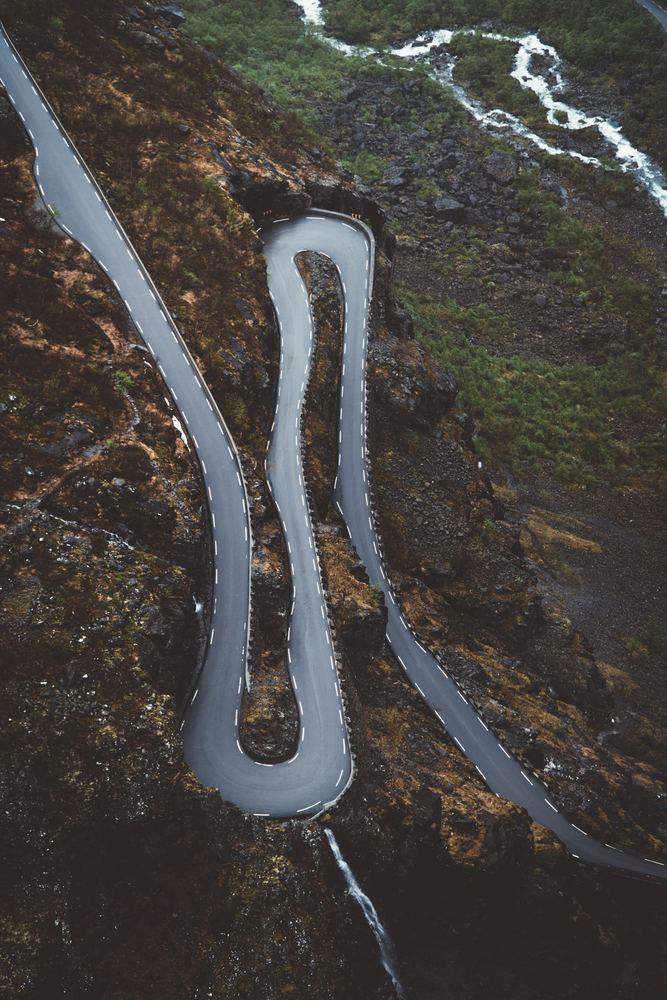 Road trip i Norge - en utraditionel rejse